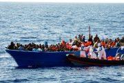 البحرية الملكية تنقذ مهاجرين سريين بينهم نساء وأطفال