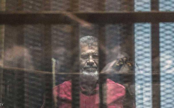 وفاة الرئيس المصري المعزول محمد مرسي خلال جلسة محاكمته