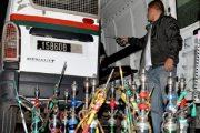 السلطات تشن حملة على مقاهي الشيشة بمكناس