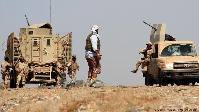 قوات سعودية تأسر
