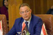 لقجع: المغرب ملتزم بدعم الفلسطينيين على جميع الأصعدة وفي كل المحافل
