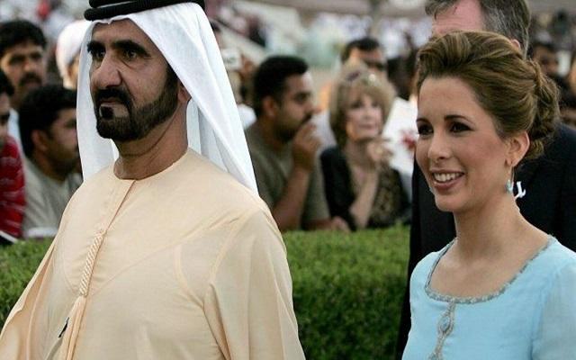 هروب الأميرة هيا أخت ملك الأردن من زوجها حاكم دبي إلى ألمانيا