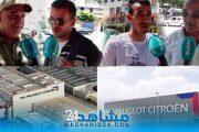 بالفيديو.. من القنيطرة.. مواطنون يعلقون على تدشين المنظومة الصناعية لمجموعة