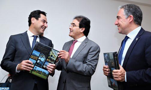 توطيد التعاون بين المغرب وإقليم الأندلس في صلب محادثات بنعتيق ومورينو