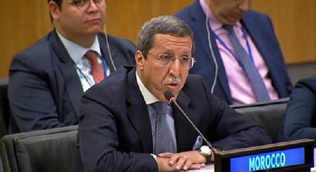 السفير هلال: لا حل لقضية الصحراء خارج سيادة المغرب