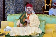 الملك يترأس حفلا دينيا بمناسبة الذكرى الـ21 لوفاة الملك الحسن الثاني