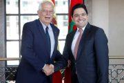"""بأجندة تضم موضوع """"الفيزا"""".. وزير الخارجية الإسباني يحل بالمغرب"""