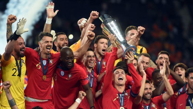 بالفيديو.. البرتغال تتوج بأول نسخة لدوري الأمم الأوروبية