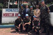 مونوسكو: توشيح التجريدة المغربية في الكونغو الديمقراطية
