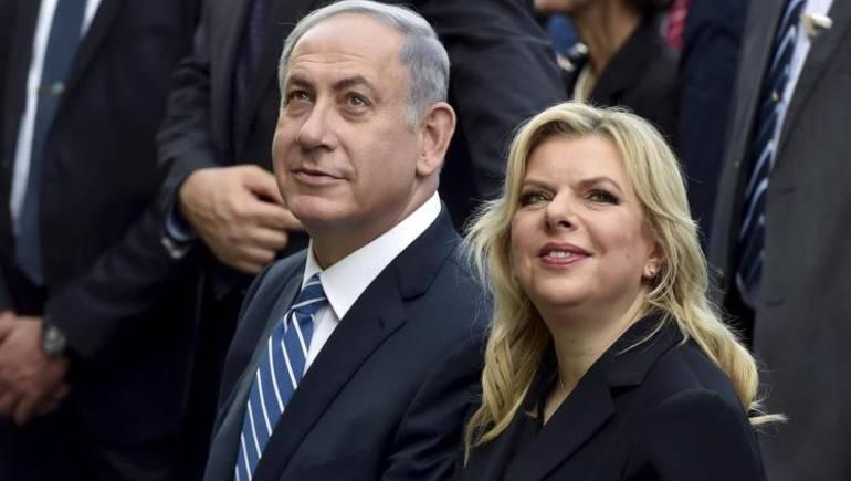إدانة زوجة نتانياهو باستغلال المال العام لدفع أثمان وجبات طعام