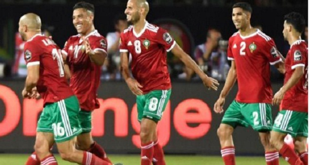 تحت شعار الفوز..  المغرب يفتتح ثمن نهائي أمم إفريقيا بمواجهة بنين