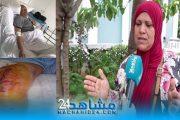 بالفيديو.. خطأ طبي يهدد حياة مواطن ليبي.. وزوجته المغربية تروي التفاصيل..