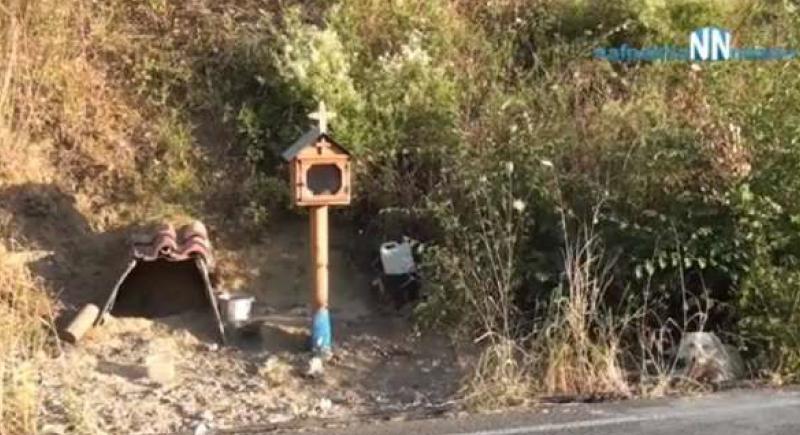 كلب ينتظر صاحبه المتوفي في المكان الذي مات فيه 18 شهرا