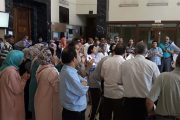 موظفو المحاكم يخوضون إضرابا وطنيا ويطالبون أوجار بحل مشاكلهم