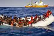 البحرية الملكية تقدم المساعدة لحوالي 330 مرشحا للهجرة السرية