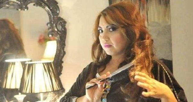 الممثلة ماجدة زبيطة تتعرض لحادثة سير خطيرة (صور)