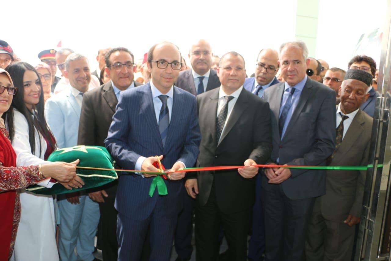 وزير الصحة يعطي الانطلاقة الرسمية لخدمات مستشفى القصر الكبير (صور)