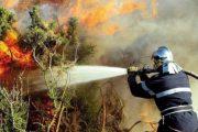 الوقاية المدنية تنجح في إخماد حريق غابة عين لحصن بتطوان
