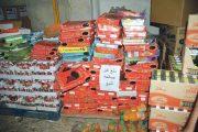 حجز وإتلاف 972 طنا من المنتجات الغذائية الفاسدة