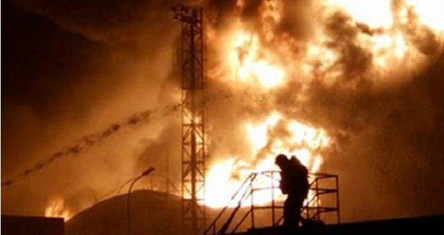 الصين.. قتلى وجرحى في انفجار مصنع للغاز