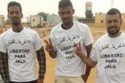 تنظيم وقفة احتجاجية بتندوف لمعرفة مصير الخليل أحمد