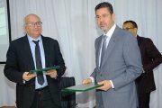 توقيع اتفاقية بين رئاسة النيابة العامة و