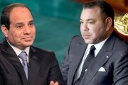 رسالة من الملك محمد السادس إلى الرئيس المصري