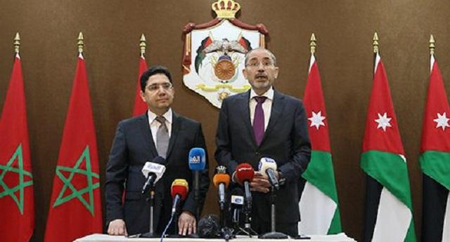 الأردن يجدد التأكيد على دعم الوحدة الترابية للمملكة