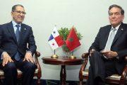 الرئيس البنمي الجديد يستقبل العثماني