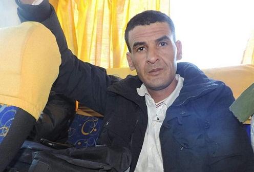 الناشط الصحراوي آبا بوزيد يناشد الرأي العام الدولي لحمايته من بطش