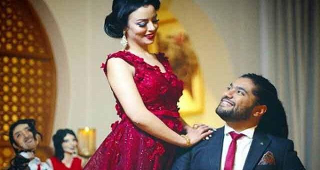 فريد غنام ينفي مشاركة زوجته في عمله الجديد