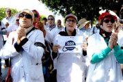 أطباء القطاع العام يصعدون من جديد ويعلنون عن إضراب وطني