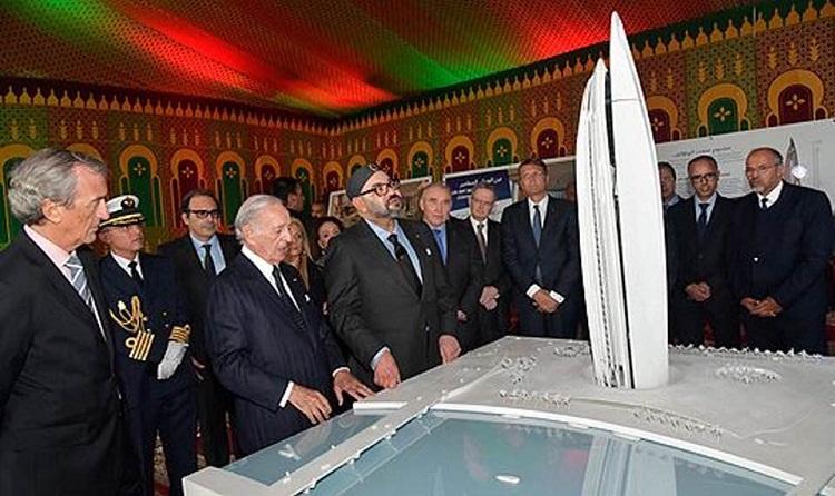 وكالة تهيئة ضفة أبي رقراق تكشف مستجدات أشغال بناء برج محمد السادس