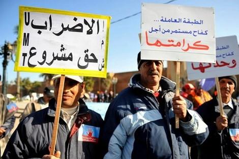 نقابة موخاريق ترفض مشروع قانون الإضراب وتدعو إلى التصدي له