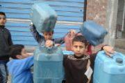 يوم العيد.. انقطاع الماء ببعض أحياء البيضاء