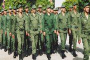 الخدمة العسكرية.. الشروع في انتقاء وادماج فوج المجندين