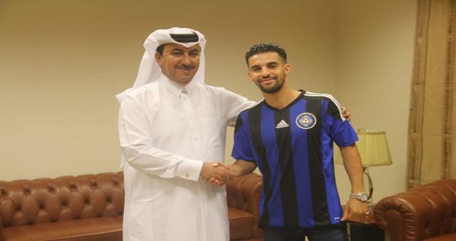 رسميا.. مبارك بوصوفة ينتقل إلى الدوري القطري