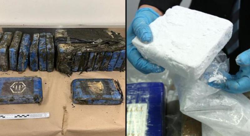 3 ملايين دولار عائمة في نيوزيلندا.. شحنة كوكايين تضل طريقها نحو الشاطئ