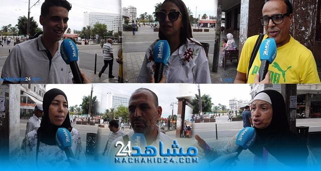 بالفيديو.. مغاربة يردون عل دراسة:
