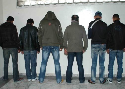 توقيف عصابة تنشط في الهجرة السرية والاتجار بالبشر وترويج المخدرات
