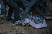 بالصور.. مصرع عامل سقط في بئر ضواحي البيضاء
