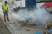 طنجة.. جمع آلاف الأطنان من النفايات خلال فترة عيد الأضحى