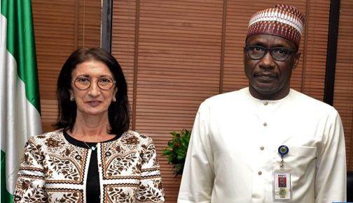 اجتماع لجنة قيادة خط أنبوب الغاز نيجيريا-المغرب في أبوجا