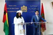 """غينيا بيساو تؤكد دعمها """"الثابت واللامشروط"""" لمغربية الصحراء ولمخطط الحكم الذاتي"""