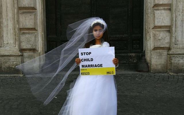 يا من تنسبون كل شيء للإسلام حتى أمريكا فيها زواج القاصرات