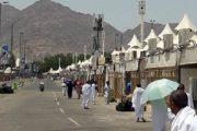 تصعيد الحجاج المغاربة من مكة إلى منى ثم إلى عرفات مر في ظروف جيدة