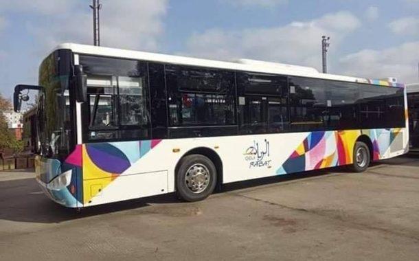 ساكنة الرباط وسلا تستحسن خدمات حافلات النقل الجديدة