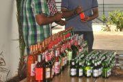 حصري.. مصالح الأمن توقف كميات كبيرة من الخمور المهربة بمدخل مدينة الدارالبيضاء
