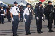المديرية العامة للأمن الوطني تشارك في تداريب