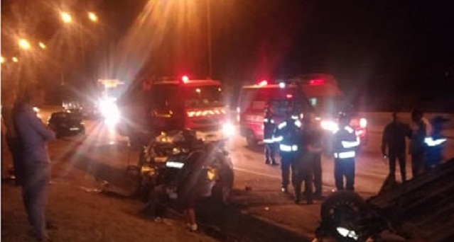 حادث سير ينهي حياة شرطيين بمدخل الدارالبيضاء